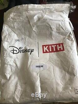 KITH X DISNEY Mickey Swarovski Crystal Hoodie BRAND NEW Size XL