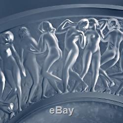 Lalique Bacchantes Bowl #10547900 Brand Nib Nude Ladies Paris Large Save$$ F/sh