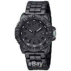 Luminox Men's Black Polyurethane Bracelet Dive Watch 3052. BO Authorized Dealer