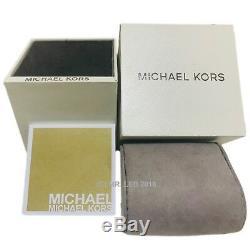 Michael Kors MK 3788 Women's'Portia' Quartz Stainless Steel Watch, Gold-Tone