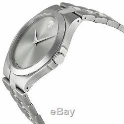 Movado 0606556 Men's Serio Silver Quartz Watch