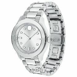 Movado 3600415 Women's Bold Silver Quartz Watch