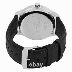 Movado Heritage Ivory Dial Men's Watch 3650023 BRAND NEW