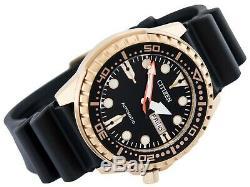 NEW Citizen Marine Sport Men's Automatic Watch NH8383-17E