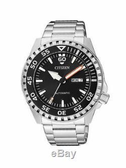 NEW Citizen Marine Sport Men's Automatic Watch NH8388-81E