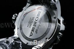 NEW Invicta 52MM SEA DRAGON Venom Gen II WHITE MOTHER OF PEARL Chrono S. S Watch