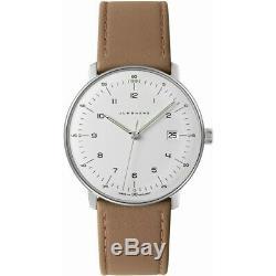 NEW Junghans Max Bill 041/4562.04 Men's Quartz Watch 041/4562.00