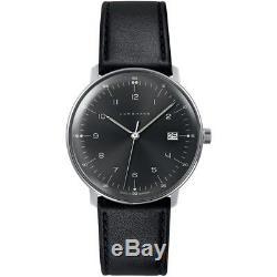 NEW Junghans Max Bill Men's Quartz Watch 041/4462.00