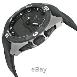 NEW Tissot T-Touch Expert Men's Quartz Chronograph Watch T0914204606100