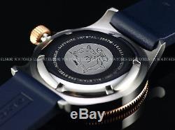 New Glycine 42mm Combat Sub 20 Swiss Made Auto Sapphire Diver Watch, Gl0089 3908