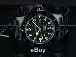 New Glycine 48mm Combat Sub Swiss Automatic Sapphire Crystal Watch 3951, Gl0096