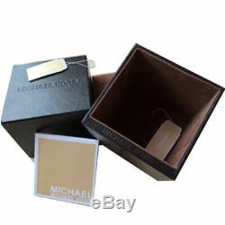 New Michael Kors MK3823 Portia Analogue Quartz White Dial 36.5 mm Women's Watch