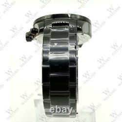 New Michael Kors MK5879 Women's Everest Black Rose Stainless-Steel Quartz Watch