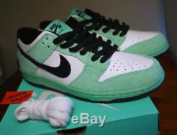 Nike Dunk SB Low Pro IW SEA CRYSTAL sz 10.5 BRAND NEW