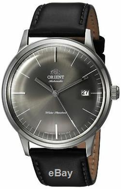 Orient Men's'2nd Gen. Bambino Ver. 3' Japanese Automatic Stainless Steel and
