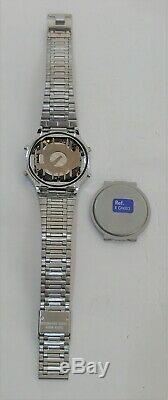 RARE VINTAGE LORUS (SEIKO) RRQ Y799A Digital WATCH 1980's NOS Brand New Japan