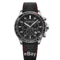 Raymond Weil 8570-SR1-05207 Men's Tango Black Quartz Watch