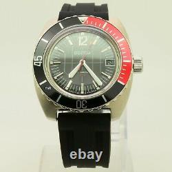 Russian Vostok Diver Auto 170864 Military Wrist Watch Brand New