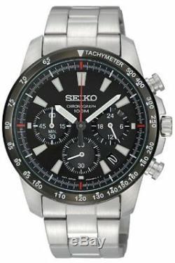 SEIKO Chronograph SSB031P1 SSB031P SSB031 SSB031PC Men's Watch New in Box