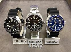 SEIKO Prospex MINI Turtle SRPC39K1 Automatic 200m Diver Navy Resin 2018