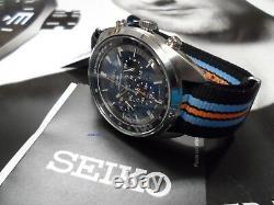 SEIKO RECRAFT SSC667 Men's Solar Chronograph SSC667-NEW