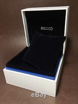 SNE498P1 SEIKO Prospex Solar TUNA 200m Power Reserve Box & Manual @