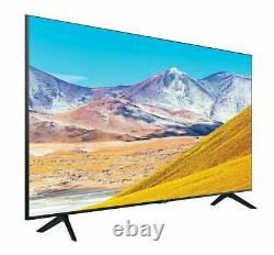 Samsung 2020 Model TU8000 8 Series 50 4K Crystal UHD HDR Smart LED TV