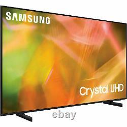 Samsung 50 AU8000 8 Series Crystal UHD HDR Smart TV 3 HDMI (2021)