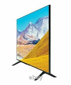 Samsung TU8000 55 Crystal 4K UHD HDR Smart TV with 3 HDMI