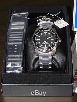 Seiko Prospex Titanium Diver 200m SBDC029 Shogun (NEW 100%)