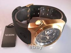Swiss-made NIXON Channel T MIDNIGHT WATCH Brand New in Box NEVER WORN Collectors