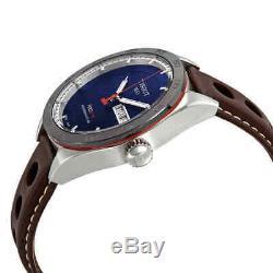 Tissot PRS 516 Automatic Blue Dial Men's Watch T100.430.16.041.00