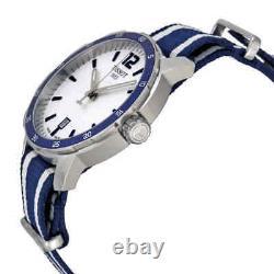 Tissot Quickster Silver Dial Unisex Watch T0954101703701