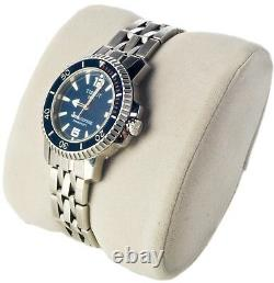 Tissot SeaStar 660 dive watch, stainless band, brand new old stock