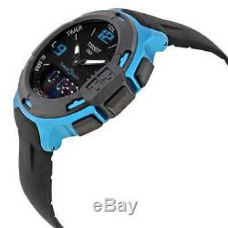 Tissot T-Race Touch Aluminium Black Dial Men's Watch T0814209705704