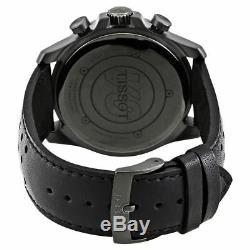 Tissot T-Sport V8 T1064173605100 Chronograph Black PVD 42mm Swiss Mens Watch