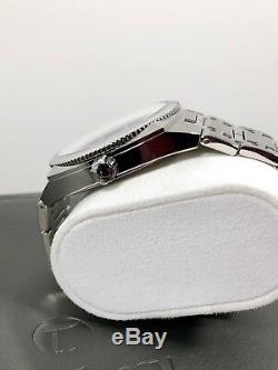 Tutima Saxon One 6120-01, Gray Dial on Bracelet, Brand New, Box & Papers