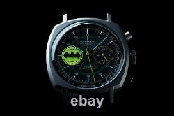 Undone 80th Anniversary Batman The Caped Crusader Men's Watch, Brand new