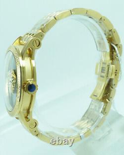 Versace Men's Watch VERD00819 PALAZZO Gold Swiss Made Brand Watch New