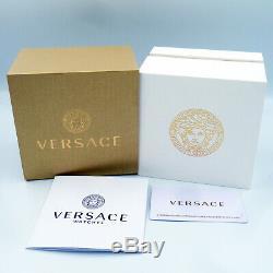 Versace Watch Mens Chronograph VELT00119 Swiss Made Brand New