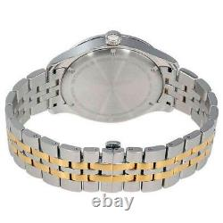 Victorinox Swiss Army Men's Watch Alliance White and Silver Dial Quartz 241764