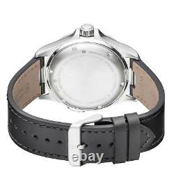 Victorinox Swiss Army Men's Watch Night Vision Black Dial Strap Quartz 241664