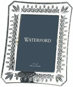 WATERFORD CRYSTAL LISMORE PICTURE FRAME 4 x 6 BRAND NEWithGIFT BOXED