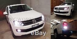 White Light Package H15 PHILIPS H7 HB4 Crystal Vision S25 Reverse for VW AMAROK